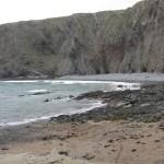 Widows: Lines in the Sand - Hartland Point, Devon, England 8_6_10